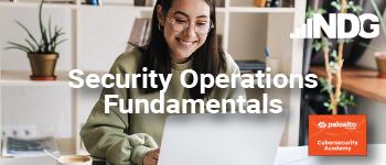 Security Operations Fundamentals
