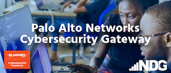 PAN8 Cybersecurity Gateway